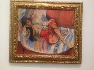 Matisse Odalisque Amsterdam