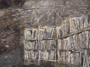 Anselm Keifer, Telling Us About All The Books That Were Lost